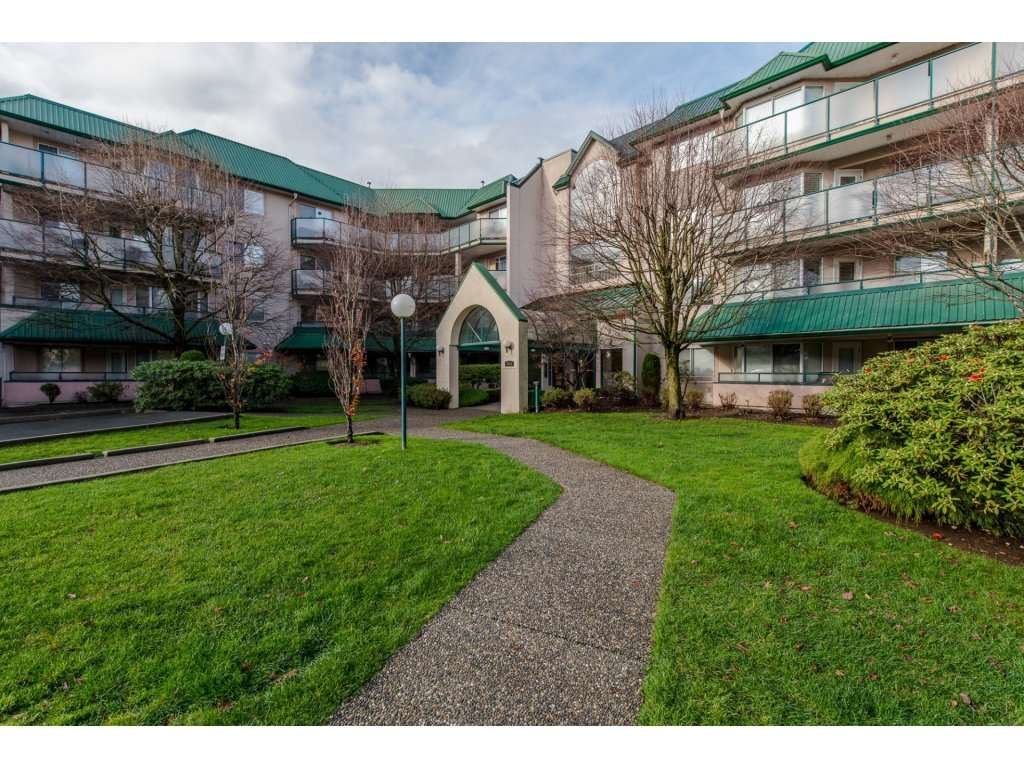 "Main Photo: 307 2964 TRETHEWEY Street in Abbotsford: Abbotsford West Condo for sale in ""CASCADE GREEN"" : MLS® # R2124722"