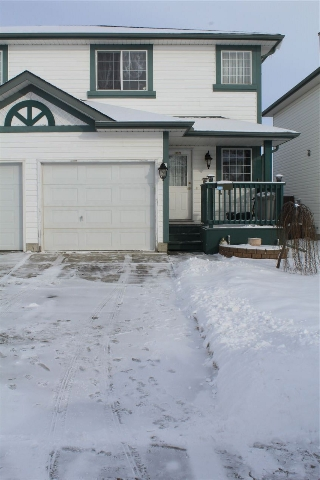 Main Photo: 13521 33 Street in Edmonton: Zone 35 House Half Duplex for sale : MLS(r) # E4053756