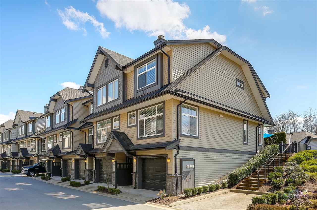 "Main Photo: 106 13819 232 Street in Maple Ridge: Silver Valley Townhouse for sale in ""BRIGHTON"" : MLS® # R2152848"