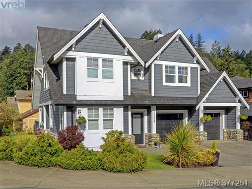 Main Photo: 2158 Stone Gate in VICTORIA: La Bear Mountain Single Family Detached for sale (Langford)  : MLS® # 377251