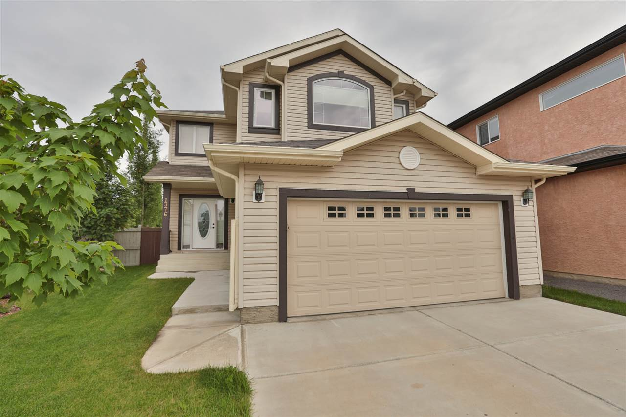 Main Photo: 1376 113 Street in Edmonton: Zone 55 House for sale : MLS(r) # E4069637