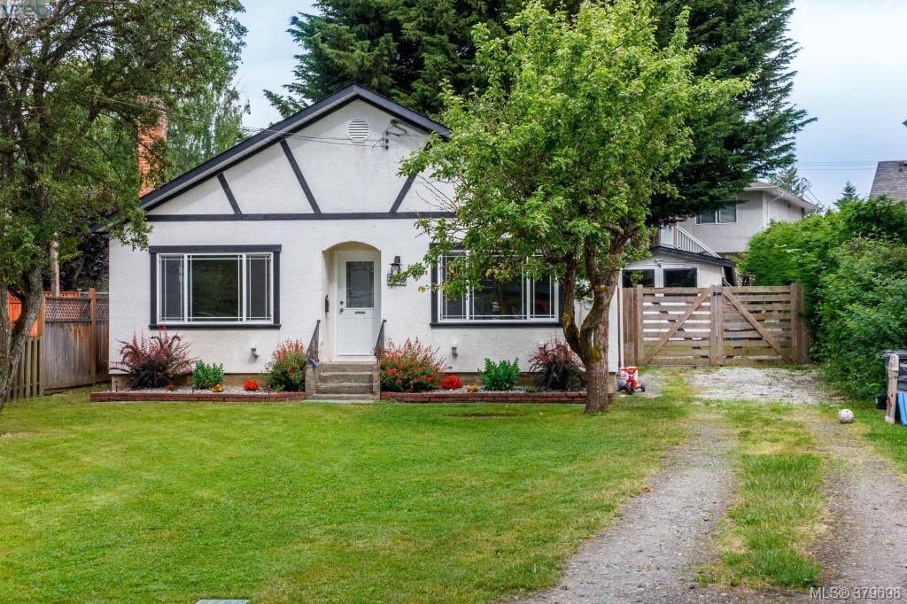 Main Photo: 2850 Rockwell Avenue in VICTORIA: SW Gorge Single Family Detached for sale (Saanich West)  : MLS(r) # 379698