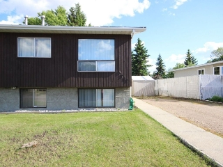 Main Photo:  in Edmonton: Zone 35 House Half Duplex for sale : MLS(r) # E4070070