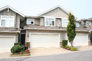 "Main Photo: 20 11282 COTTONWOOD Drive in Maple Ridge: Cottonwood MR Townhouse for sale in ""THE MEADOWS AT VERIGAN'S RIDGE"" : MLS® # R2195480"