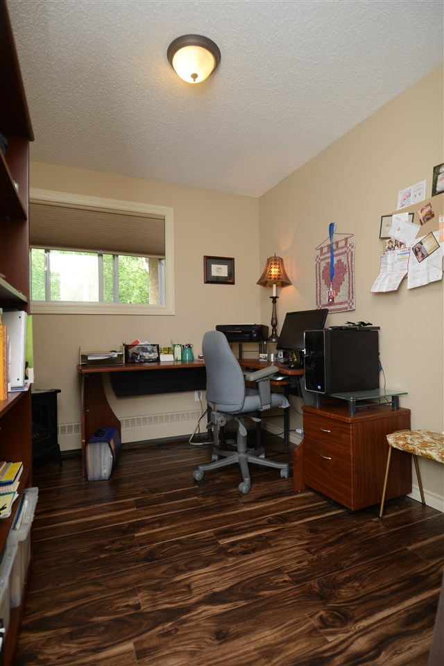 Bedroom #3 - can be used as an office or den