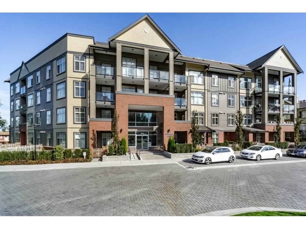"Main Photo: 103 2855 156 Street in Surrey: Grandview Surrey Condo for sale in ""The HEIGHTS"" (South Surrey White Rock)  : MLS® # R2208150"