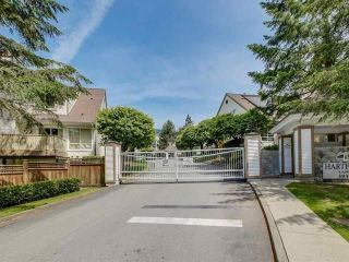 "Main Photo: 41 3939 INDIAN RIVER Drive in North Vancouver: Indian River Townhouse for sale in ""Hartford Lane"" : MLS® # R2212561"