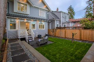 Main Photo: 1346 E 18TH Avenue in Vancouver: Knight House 1/2 Duplex for sale (Vancouver East)  : MLS® # R2214844