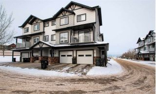 Main Photo: 24 11 CLOVER BAR Road: Sherwood Park Townhouse for sale : MLS® # E4088988