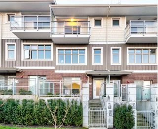 "Main Photo: TH17 271 FRANCIS Way in New Westminster: Fraserview NW Townhouse for sale in ""PENITENTIARY SITE"" : MLS® # R2227273"