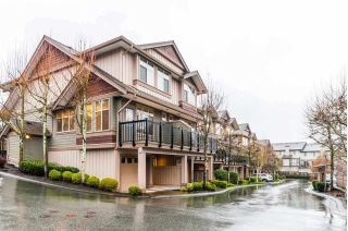 Main Photo: 1 21661 88 Avenue in Langley: Walnut Grove Townhouse for sale : MLS® # R2229429