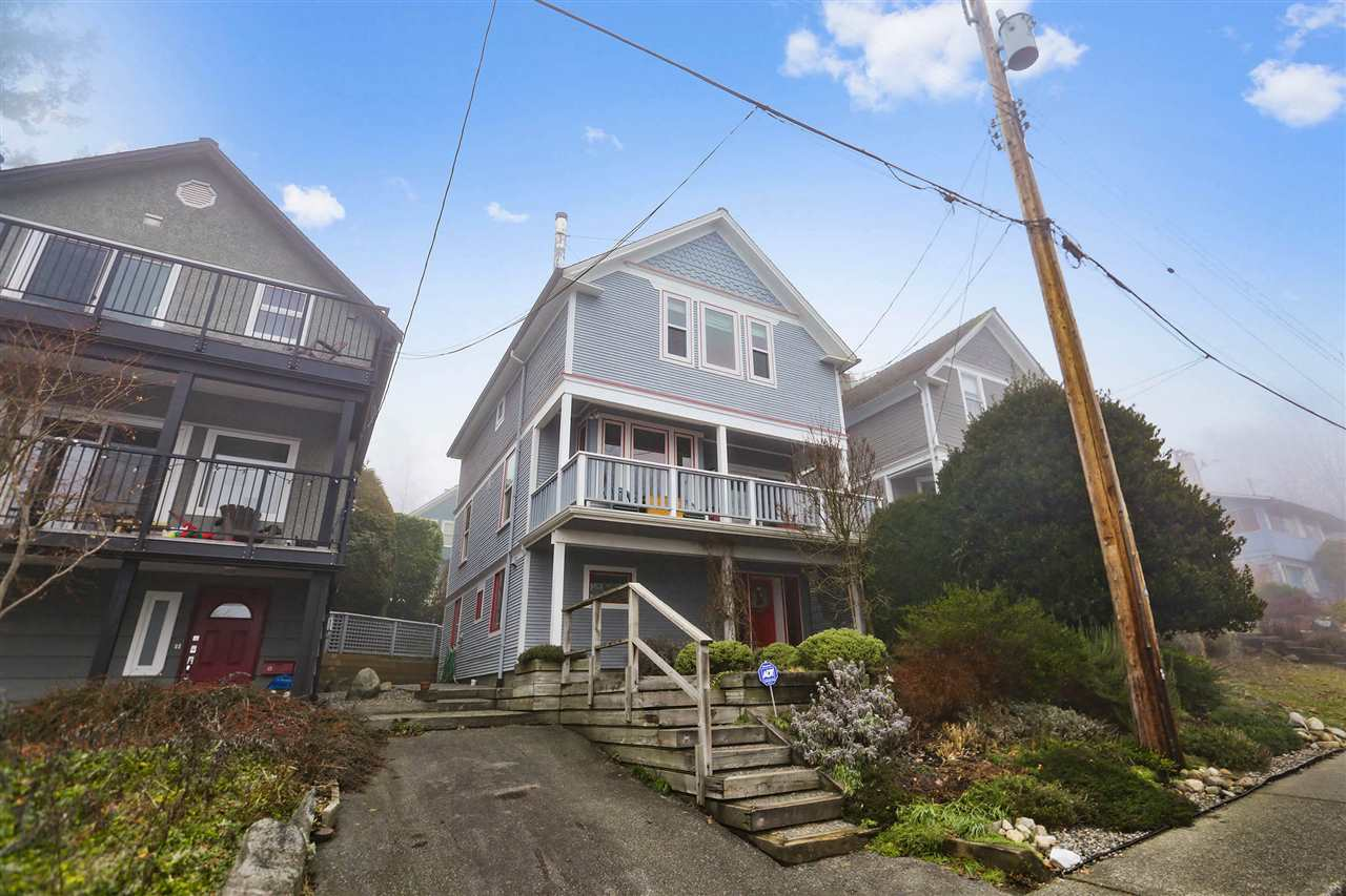 Main Photo: 242 E 28TH Street in North Vancouver: Upper Lonsdale House for sale : MLS® # R2233565