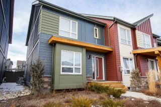 Main Photo: 3068 PAISLEY Green in Edmonton: Zone 55 Attached Home for sale : MLS®# E4103914