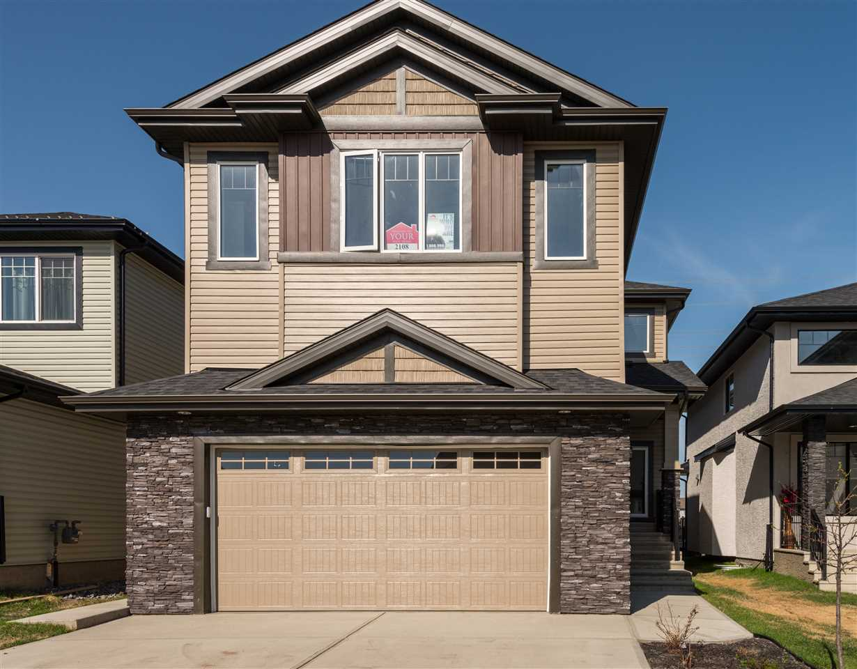 Main Photo: 2108 27 Street in Edmonton: Zone 30 House for sale : MLS®# E4105273
