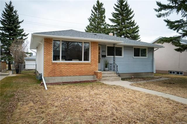 Main Photo: 655 Simpson Avenue in Winnipeg: Residential for sale (3B)  : MLS®# 1810458