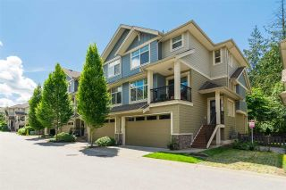 "Main Photo: 43 22225 50 Avenue in Langley: Murrayville Townhouse for sale in ""Murray's Landing"" : MLS®# R2277212"