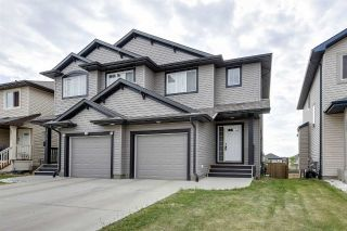 Main Photo: 2015 118 Street in Edmonton: Zone 55 House Half Duplex for sale : MLS®# E4115644