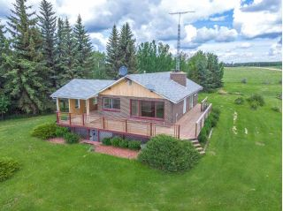 Main Photo: 6502 TWP RD 540 RD: Rural Parkland County House for sale : MLS®# E4119543