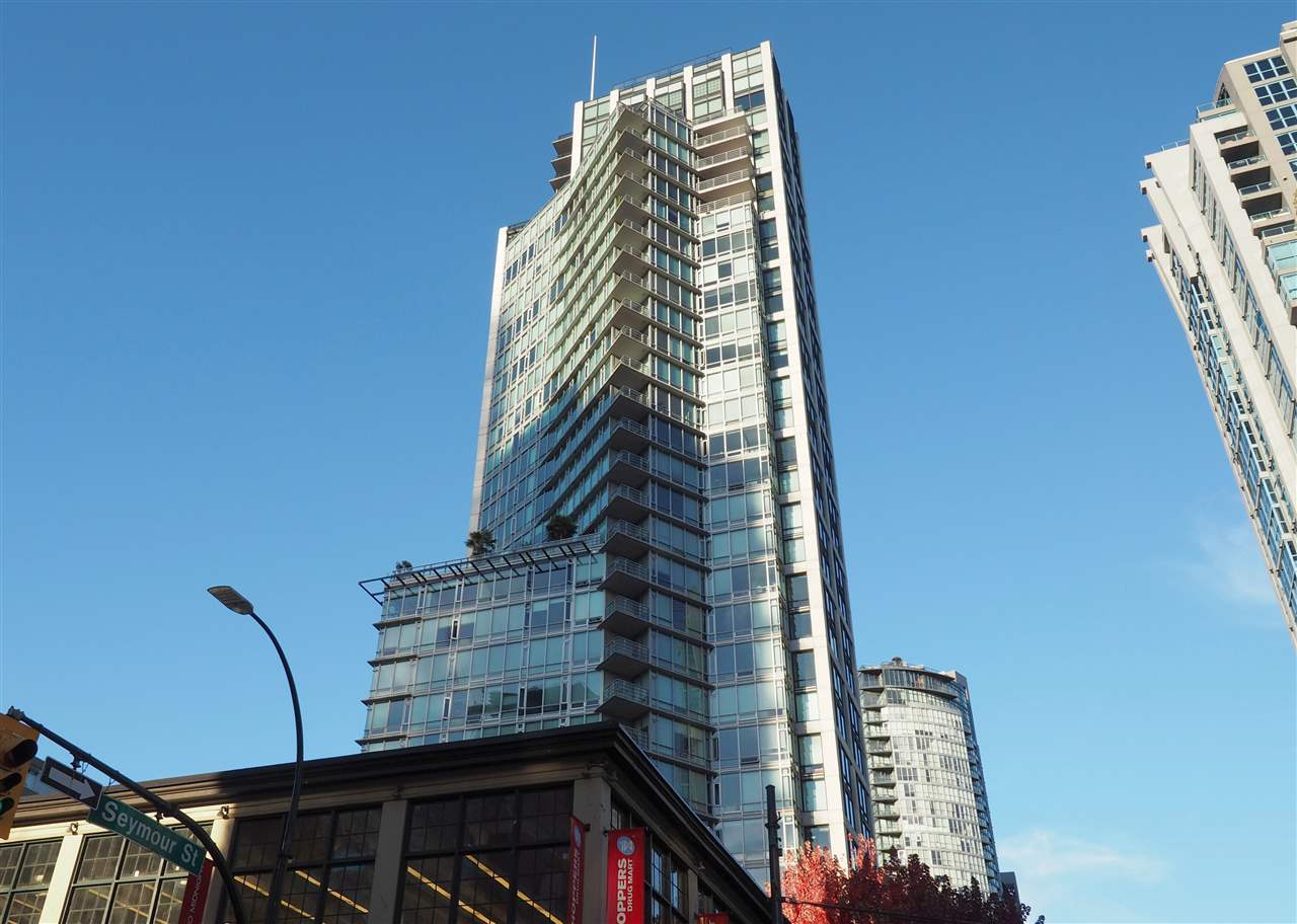 Main Photo: 601 1255 SEYMOUR Street in Vancouver: Downtown VW Condo for sale (Vancouver West)  : MLS®# R2314504
