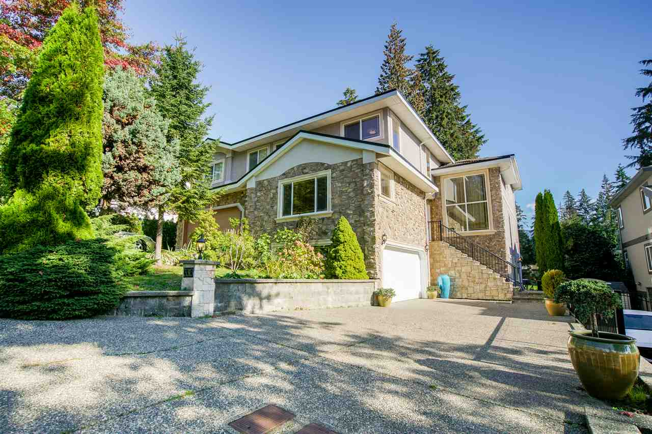"Main Photo: 3313 PLATEAU Boulevard in Coquitlam: Westwood Plateau House 1/2 Duplex for sale in ""WESTWOOD PLATEAU"" : MLS®# R2319158"