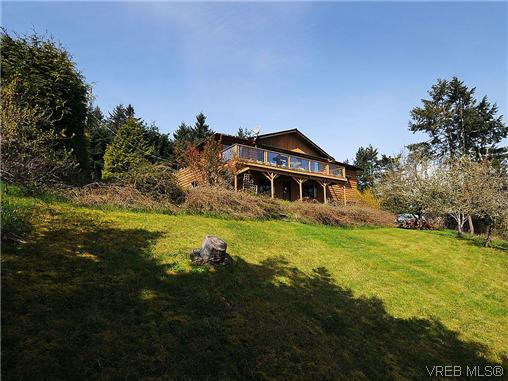 Main Photo: 124 SaltSpring Way in SALT SPRING ISLAND: GI Salt Spring Single Family Detached for sale (Gulf Islands)  : MLS® # 291824