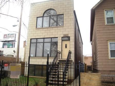 Main Photo: 2415 Palmer Street in CHICAGO: Logan Square Rentals for rent ()  : MLS® # 07881563