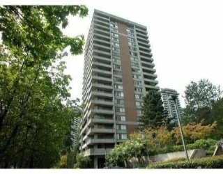 Main Photo: 1406 3755 Bartlett Court in Burnaby: Condo for sale : MLS(r) # v932627