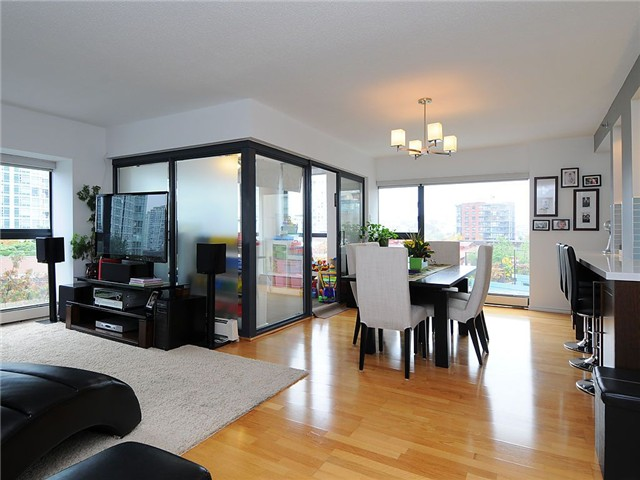 Main Photo: 501 1177 PACIFIC Boulevard in Vancouver: Yaletown Condo for sale (Vancouver West)  : MLS® # V1030042