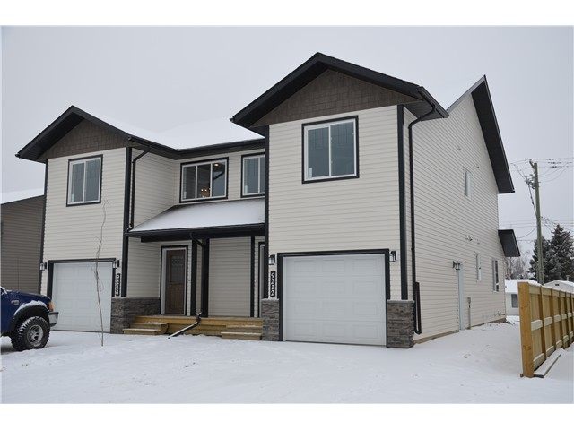 Main Photo: 9212 102 Avenue in Fort St. John: Fort St. John - City NE House 1/2 Duplex for sale (Fort St. John (Zone 60))  : MLS® # N232123