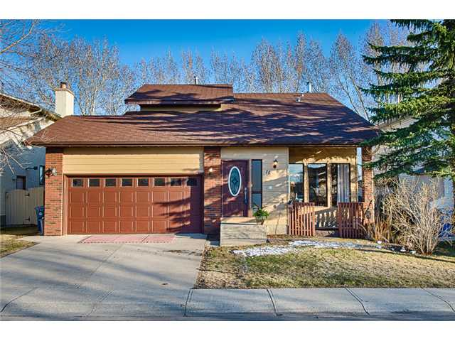 Main Photo: 76 MCKENNA Way SE in CALGARY: McKenzie Lake Residential Detached Single Family for sale (Calgary)  : MLS(r) # C3614362