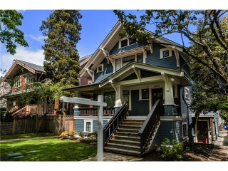 Main Photo: 1865 W 13TH Street in Vancouver: Kitsilano House for sale (Vancouver West)  : MLS(r) # V1095339