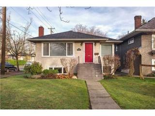"Main Photo: 3293 W 14TH Avenue in Vancouver: Kitsilano House for sale in ""KITSILANO"" (Vancouver West)  : MLS(r) # V1101971"