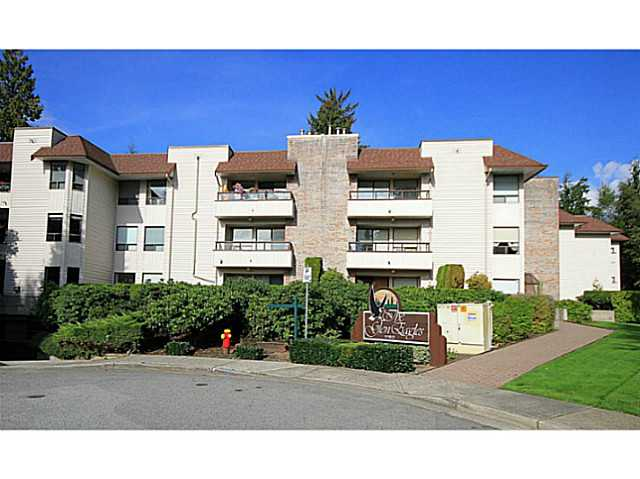 "Main Photo: 204 1150 DUFFERIN Street in Coquitlam: Eagle Ridge CQ Condo for sale in ""THE GLEN EAGLES"" : MLS®# V1105402"