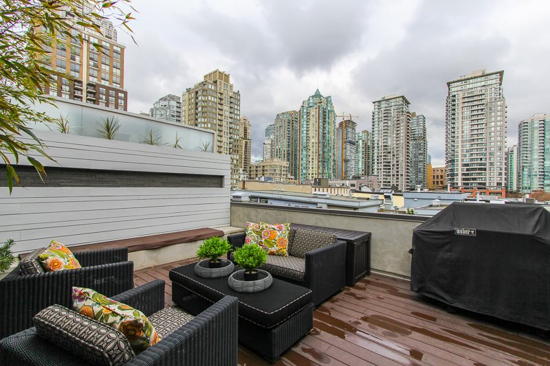 "Photo 19: 604 1072 HAMILTON Street in Vancouver: Yaletown Condo for sale in ""THE CRANDALL BUILDING"" (Vancouver West)  : MLS® # R2011360"