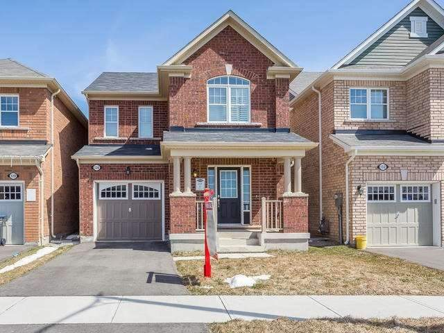 Main Photo: 130 Tysonville Circle in Brampton: Northwest Brampton House (2-Storey) for sale : MLS®# W3471804