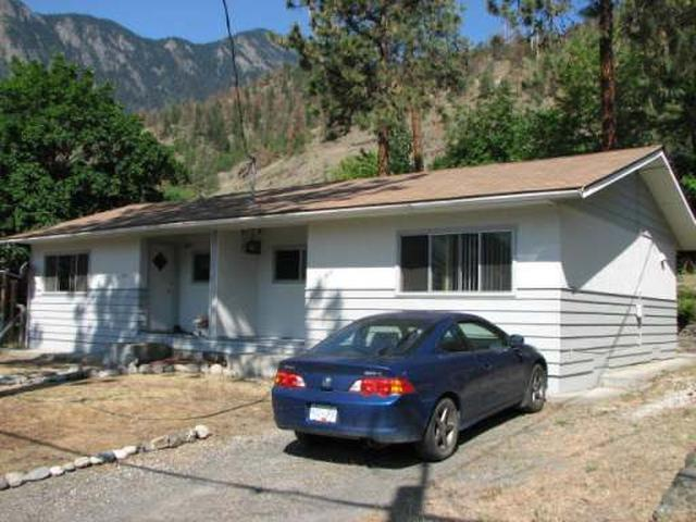 Main Photo: 437 COLUMBIA STREET in : Lillooet Full Duplex for sale (South West)  : MLS®# 136221
