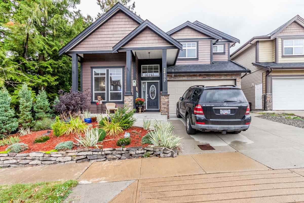 "Main Photo: 24177 101A Avenue in Maple Ridge: Albion House for sale in ""MAINSTONE CREEK"" : MLS® # R2106456"
