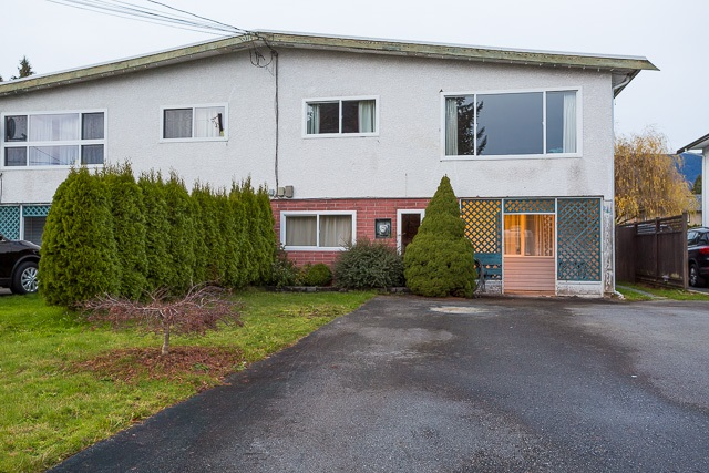 Main Photo: 865 WRIGHT Avenue in Port Coquitlam: Lincoln Park PQ House 1/2 Duplex for sale : MLS® # R2124975