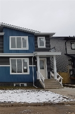 Main Photo: 15413 95 Avenue in Edmonton: Zone 22 House Half Duplex for sale : MLS(r) # E4045667