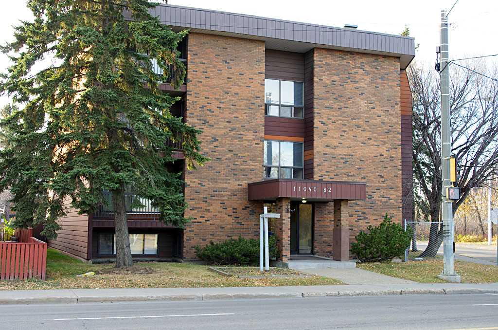 Main Photo: 205 11040 82 Street in Edmonton: Zone 09 Condo for sale : MLS(r) # E4046705