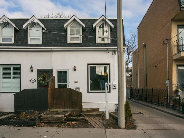 Main Photo: 145 Hamilton Street in Toronto: South Riverdale House (2-Storey) for sale (Toronto E01)  : MLS® # E3691809