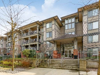 Main Photo: 304 2468 ATKINS Avenue in Port Coquitlam: Central Pt Coquitlam Condo for sale : MLS(r) # R2155232