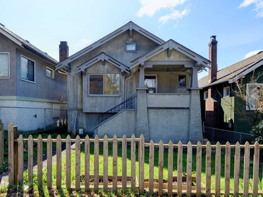 Main Photo: 1934 E 1ST Avenue in Vancouver: Grandview VE House for sale (Vancouver East)  : MLS®# R2155779