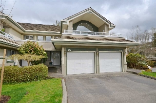 "Main Photo: 138 4001 OLD CLAYBURN Road in Abbotsford: Abbotsford East Townhouse for sale in ""Cedar Springs"" : MLS(r) # R2154979"