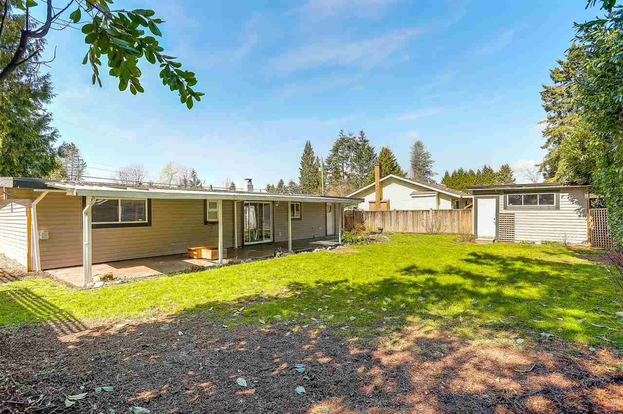 Main Photo: 11820 HAWTHORNE Street in Maple Ridge: Cottonwood MR House for sale : MLS®# R2157297