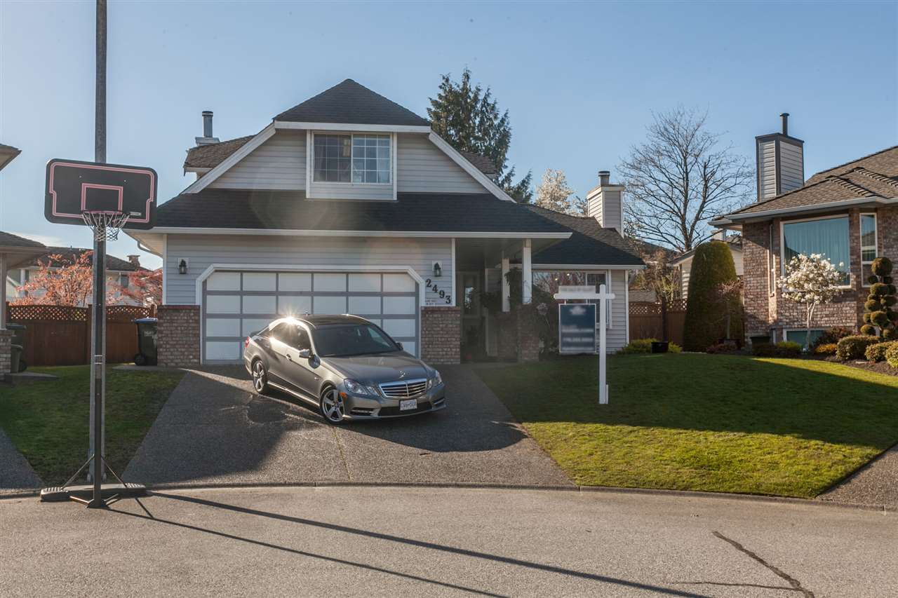 Main Photo: 2493 BEGBIE Terrace in Port Coquitlam: Citadel PQ House for sale : MLS® # R2159971