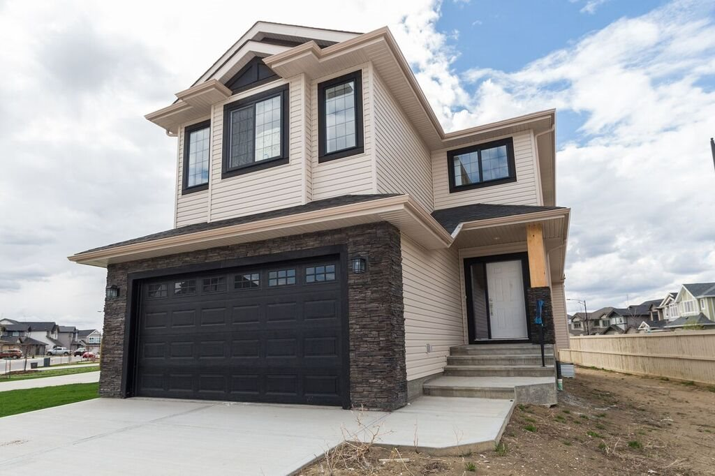 Main Photo: 1320 158 Street in Edmonton: Zone 56 House for sale : MLS® # E4064536