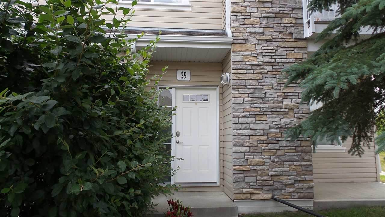 Photo 2: 29 1179 SUMMERSIDE Drive in Edmonton: Zone 53 Carriage for sale : MLS(r) # E4073345