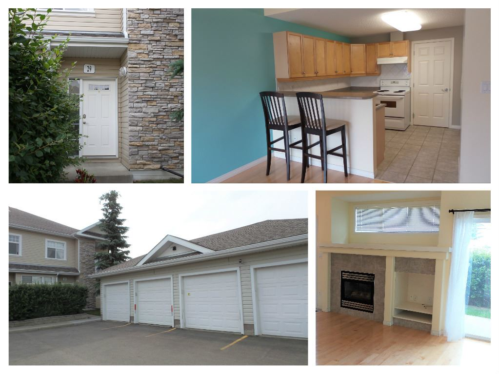 Main Photo: 29 1179 SUMMERSIDE Drive in Edmonton: Zone 53 Carriage for sale : MLS® # E4073345