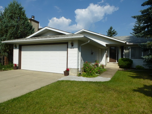 Main Photo: 5512 175 Street in Edmonton: Zone 20 House for sale : MLS® # E4077437